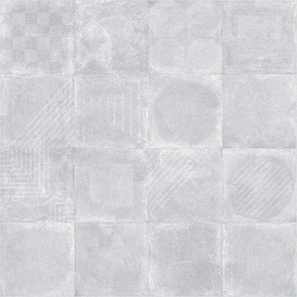 - 600 x 600 mm (24 x 24 pouces) - hevok-bianco-decor