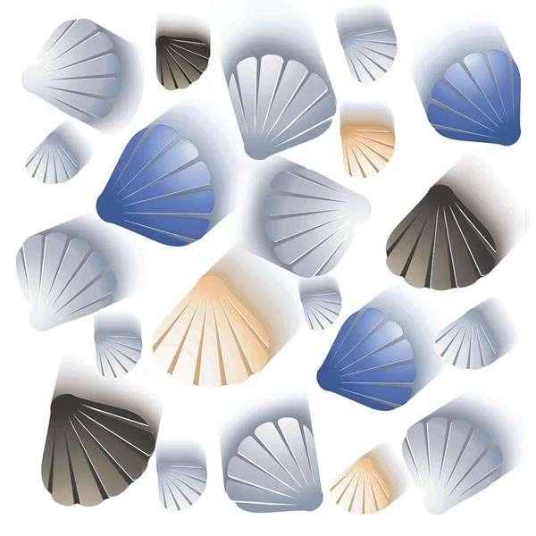 - 600 x 600 mm (24 x 24 pouces) - ONIC BLUE